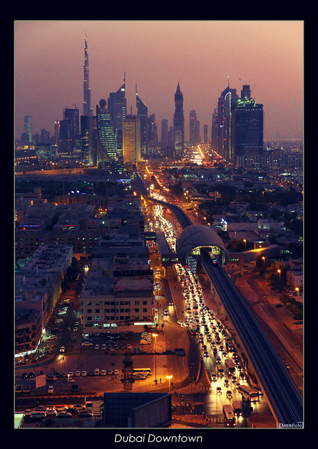Donnifoto: Dubai