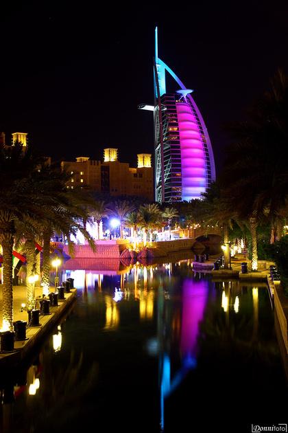 Donnifoto: Dubai &emdash;